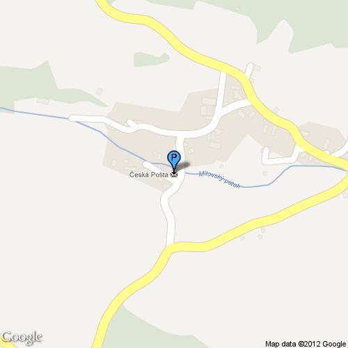 Pošta Nové Mitrovice, PSČ 33563
