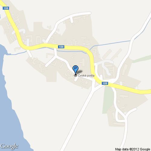 Pošta Tálín, PSČ 39815