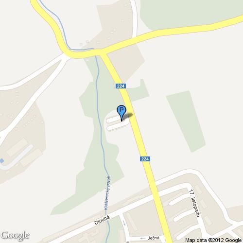 Pošta Klášterec nad Ohří 1, PSČ 43151