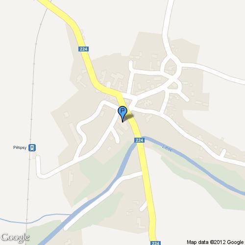 Pošta Pětipsy, PSČ 43153
