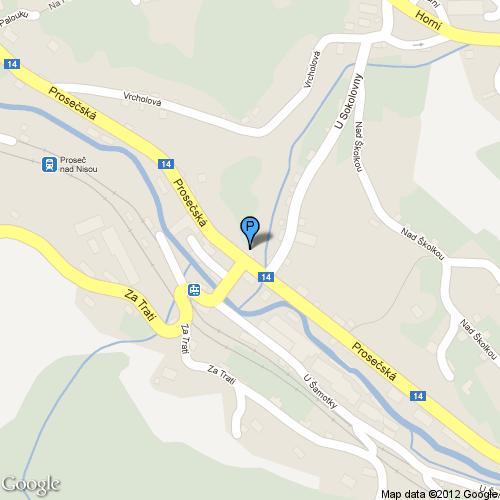 Pošta Jablonec nad Nisou 7, PSČ 46804