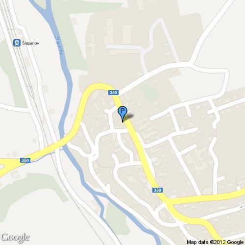Pošta Šlapanov, PSČ 58251