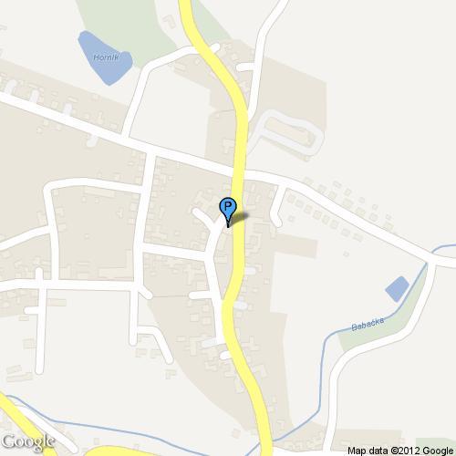 Pošta Bory, PSČ 59461