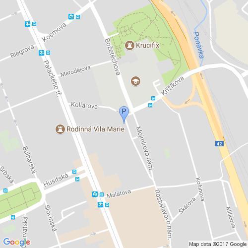 dodejna II Brno 12, PSČ 61201