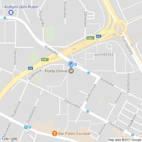 dodejna I Brno 16, PSČ 61601