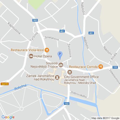 dodejna II Jaroměřice nad Rokytnou, PSČ 67549