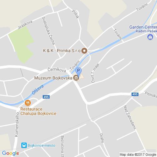dodejna I Bojkovice, PSČ 68770