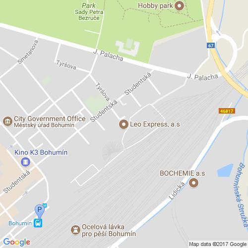 Listovni Dodejna Ii Bohumin Ad Mickiewicze Novy Bohumin