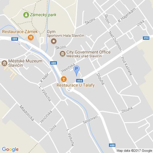 Pošta dodejna I Slavičín, PSČ 76320