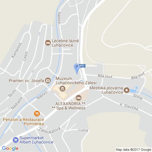 Pošta dodejna I Luhačovice, PSČ 76327