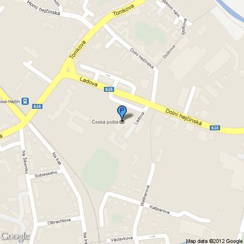 centrum oběh hotovosti a cenin Olomouc, PSČ 77050