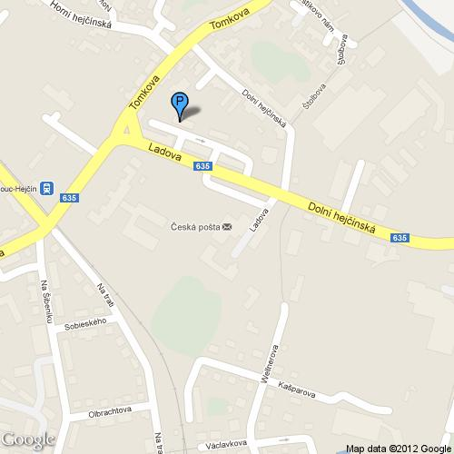Pošta Olomouc 9, PSČ 77900