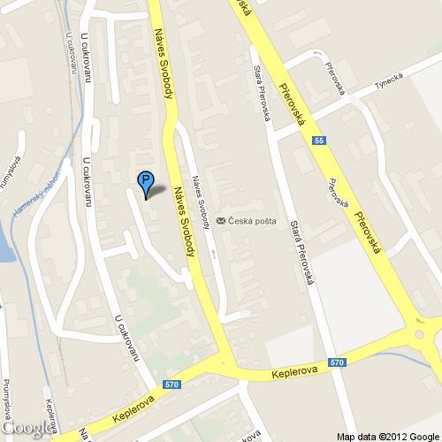 Pošta Olomouc 17, PSČ 78371