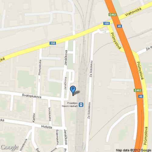 Pošta Prostějov 2, PSČ 79602